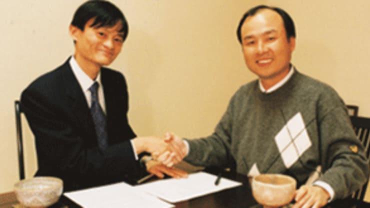 11 cột mốc 'lịch sử' trong 20 năm Jack Ma lèo lái Alibaba - ảnh 2