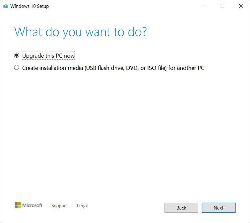 Ba cách nhận bản cập nhật Windows 10 2004 - ảnh 2