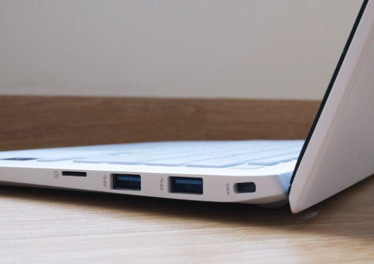 Khám phá laptop siêu mỏng nhẹ LG gram 2021  - ảnh 3